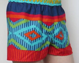 pants sewn in Savoy donkey
