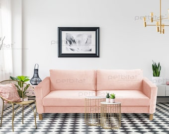 Enjoyable Sofa Bed Etsy Uwap Interior Chair Design Uwaporg
