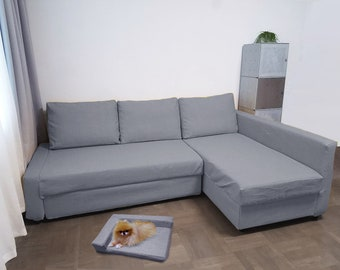 Ikea Friheten Cover, Matching Dog Bed, Dog Bed, Dog Bed Cover, Pet Bed, Modern Dog bed, Retro Dog Bed, Modern Cat Bed, Designer Dog Bed
