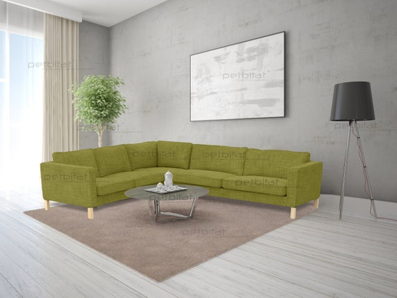 Karlstad Sofa Cover, Ikea Karlstad 2+3/3+2 Corner Sofa Cover, Karlstad  Replacement Cover, Karlstad Slipcover, Karlstad Couch Cover