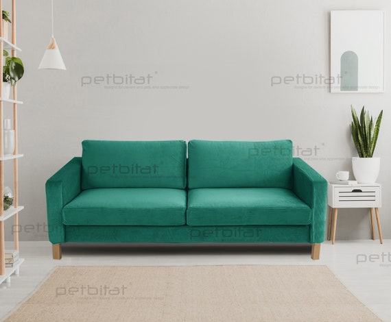Swell Ikea Karlstad 3 Seat Sofa Cover Ikea Karlstad Replacement Cover Ikea Karlstad Sofa Cover Karlstad Sofa Slipcover Karlstad Couch Cover Gmtry Best Dining Table And Chair Ideas Images Gmtryco