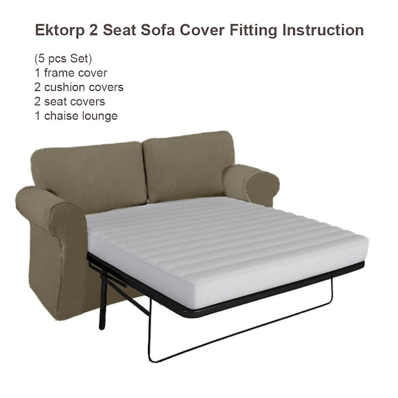 Remarkable Ikea Ektorp 2 Seat Sofa Bed Cover Ikea Ektorp Slipcover Ikea Ektorp Sofa Cover Fathers Day Gift Ektorp Sofa Slipcover Ikea Sofa Cover Uwap Interior Chair Design Uwaporg
