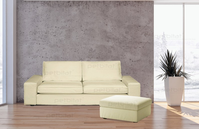 Groovy Custom Made Cover Fits Ikea Norsborg Sofa Three Seat Sofa Machost Co Dining Chair Design Ideas Machostcouk