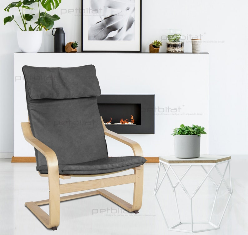 Sensational Poang Cover Ikea Poang Chair Cover Ikea Poang Slipcover Ikea Poang Cover Poang Chair Slipcover Poang Replacement Cover Custom Made Gmtry Best Dining Table And Chair Ideas Images Gmtryco