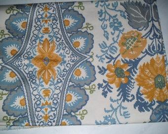 Vintage style fabric