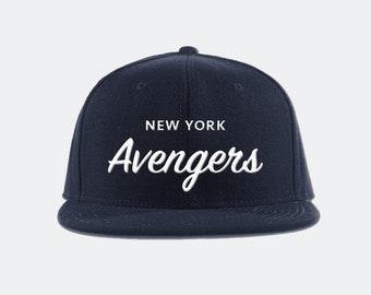 New York Avengers Snapback hat