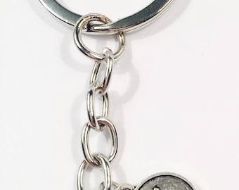 Virgo Zodiac Shroomroy keychain