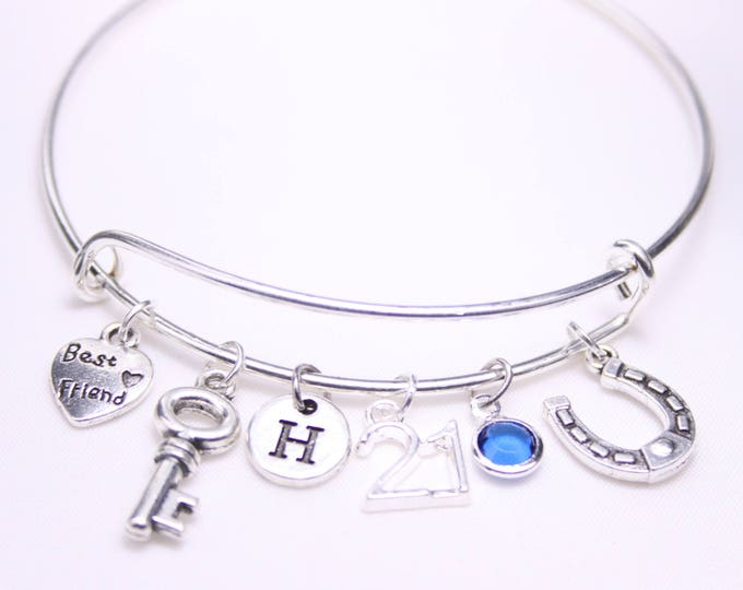 21st Birthday Gift Bracelet 21 Year Old Gifts For Her