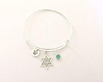 Star Of David Gift Jewish Birthday Gifts Charm To Friend Jew