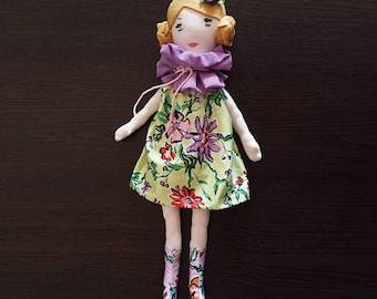 BimBetta, bambola artigianale