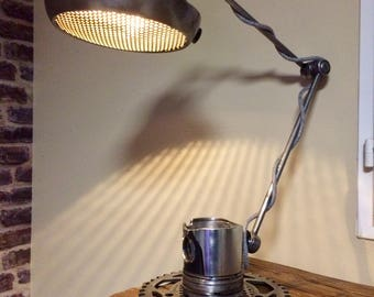 Industrial style lamp / industrial lamp