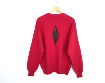dc357ee285 Lance Carson Malibu California Surfboards Classic Model Spellout Pullover  Jumper Sweatshirt Made In Usa