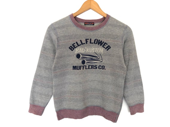 Hysteric Glamour Spellout Pullover Jumper Sweatshi