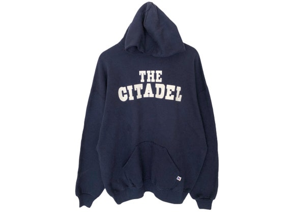 The Gitadel X Russell Athletic Spellout Sweater Ho