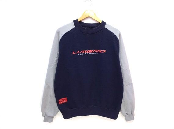 Umbro Spellout Pullover Jumper Sweatshirt