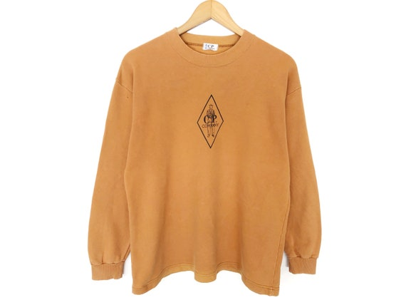C.P Company Spellout Sweatshirt Long Sleeve
