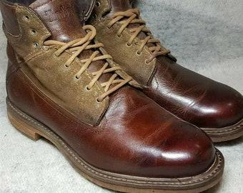 1970s Deadstock Ranger Work Boots  Women/'s Size 7-12 6.5 7.5 Men/'s Size 6-12