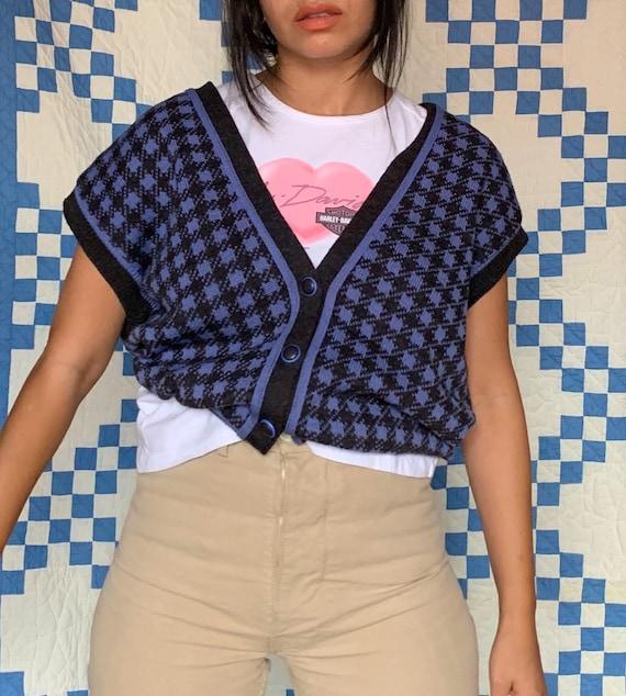 Vintage Pendleton Sweater Vest