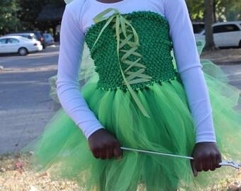 Fairy Costume Fairy Tutu Costume Tinkerbell Costume