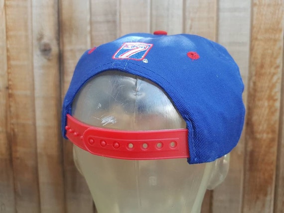 100% authentic b70f0 86033 vintage 90s new york giants hat logo 7 ... a42d7d4b1
