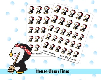 069 House Clean Time