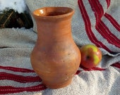 Grandparents gift Very old antique, antique Amphora, Country pottery,vase pottery jug, ancient vessel, old clay jug ceramic Table decor