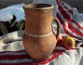 Clay pots, Ceramic pot, Ceramic flower pot, Ceramic vase, Ceramic dishes, Ceramic gift, Ceramic dishes, Vintage jug, Amphora, Flower vase