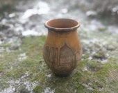 Vintage Ceramic Jug, Mid Century Original Pottery Vessel, Unique clay pot, A vase for flowers, Vintage clay jug, Rustic decor, Antique barn
