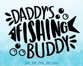 Download Fishing Buddy Svg Etsy