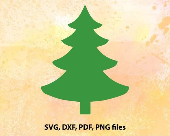 Christmas Tree SVG File