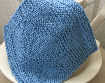 Windblown Square Dishcloth - Made to Order