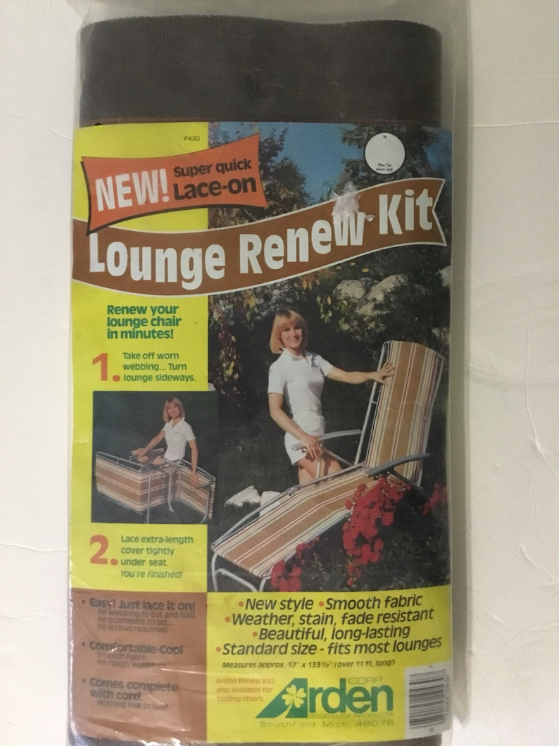 Cool Lounge Chair Renew Recover Kit For Aluminum Recliner Ocoug Best Dining Table And Chair Ideas Images Ocougorg