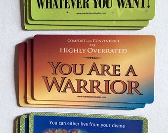 Motivational Magnets (Package of 9)