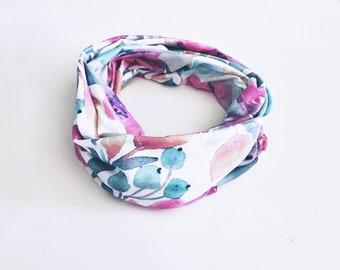 Infinity scarf neck warmer or two laps spring summer mothers MOM mother child free shipping canada child adult
