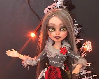 Halloween doll ooak