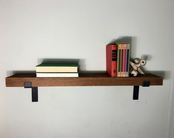 Merveilleux 100% Authentic Barn Wood Shelf, Floating Shelf, Farmhouse Shelves, Rustic  Decor, Reclaimed Wood, Wall Shelves, Barnwood Shelf, Storage