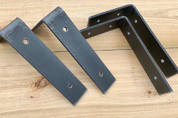 Heavy Duty Metal Shelf Brackets L Shaped