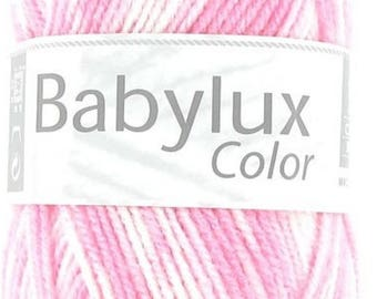 Wool Babylux Color color Hawthorn No. 403