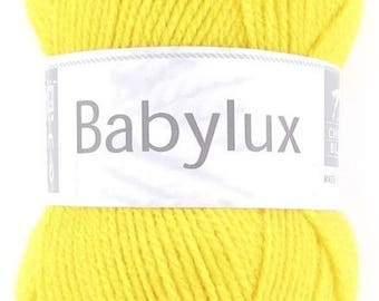 Special BABYLUX genet No. 081 white horse color baby wool