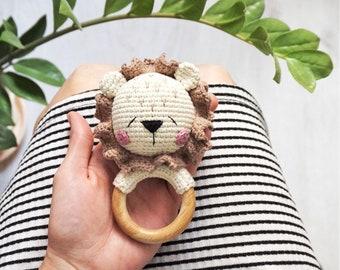 Tutoriel de pdf de modèles de Crochet de lion Amigurumi - TYRION ... | 270x340