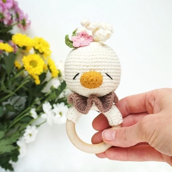 Amigurumi Spring Bird Crochet Free Pattern (With images) | Řemesla ... | 570x570