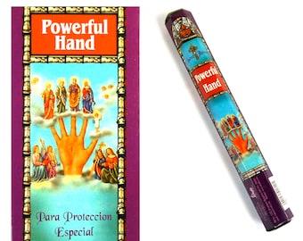 HEM Powerful Hand Incense 20 9 Inch Sticks Box Catholic Saints Religious Offering Altar Tools Protection
