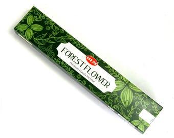 HEM Forest Flower Masala Incense Sticks 15 Gram Box