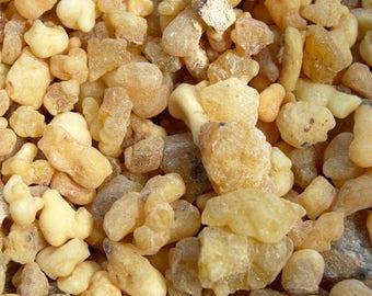 Frankincense Tears Natural Resin Incense 1 Ounce For Charcoal Burner Incense Blends or Soapmaking Natural Fragrance