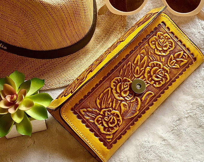 Western wallets for women - Ethnic wallet - Handcrafted wallet - Christmas gift for her -Bohemian wallets