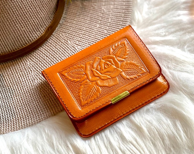 Small wallet woman - Gifts for woman - leather wallets for woman-  Gift for her