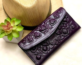 Victorian style wallets