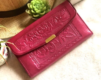 leather wallet for women- gift women - Small leather woman wallet - gift for her