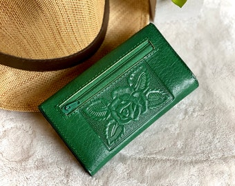 Embossed Small Wallets