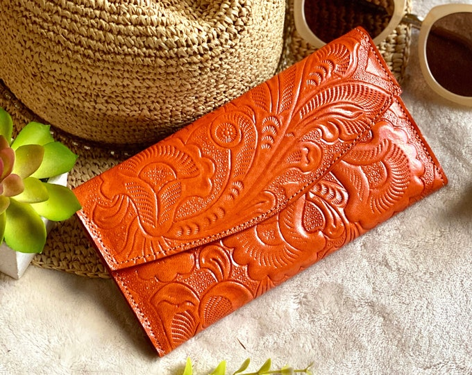 Handmade authentic leather wallets for women -woman purse -leather wallet women -woman wallet -leather wallet  - gifts for her